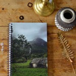 Cards, notebooks and posters from Rosendal