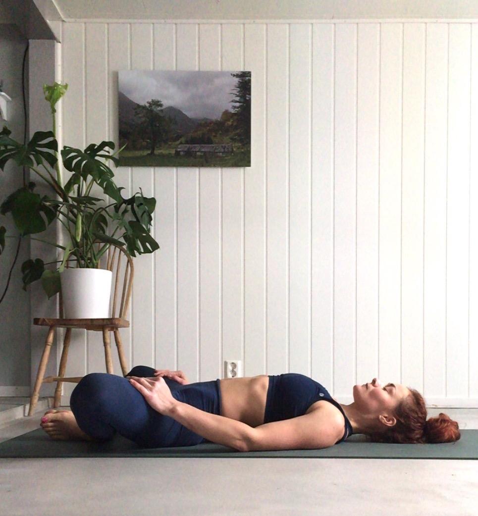 Baddha Konasana -Bound Angle Pose
