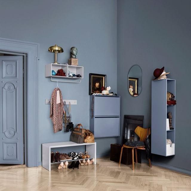 Montana, Gitte Kjær, interior styling, Montana Hall, JACOB TERMANSEN, interiørstyling, entree møbel, signe schineller