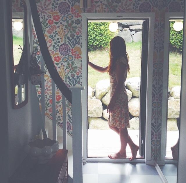Hanna Werning, wonderland, tapet signe schineller, finndintapet, tapet signe, tapet, borås tapet, wallpaper, signe schineller, boligkrise,
