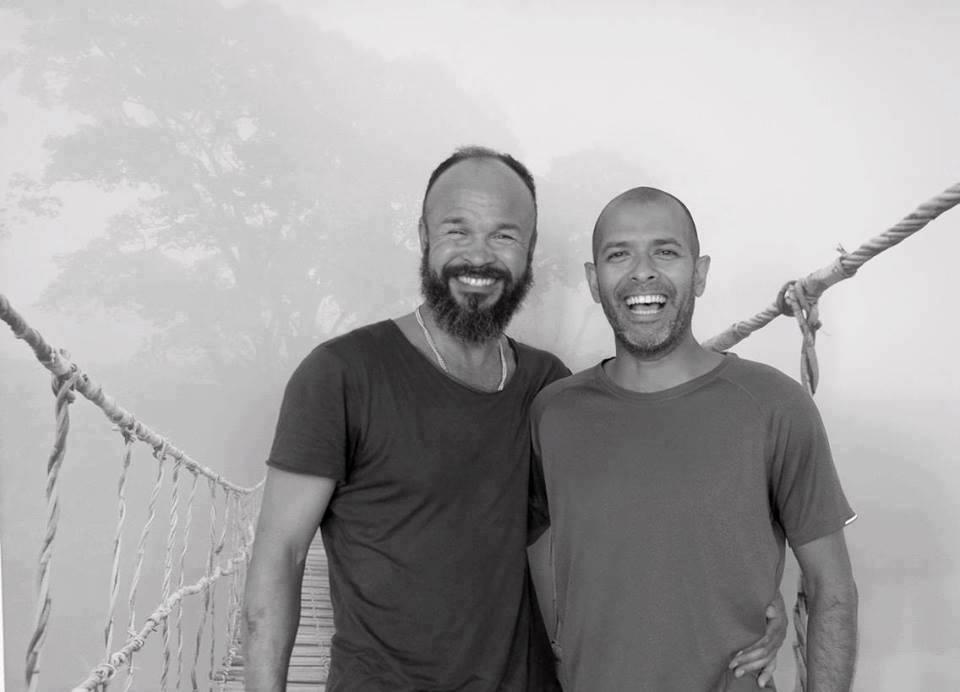 Yogahelg i Rosendal 16-17/3 med Kunal Sharda og Philip Skogen