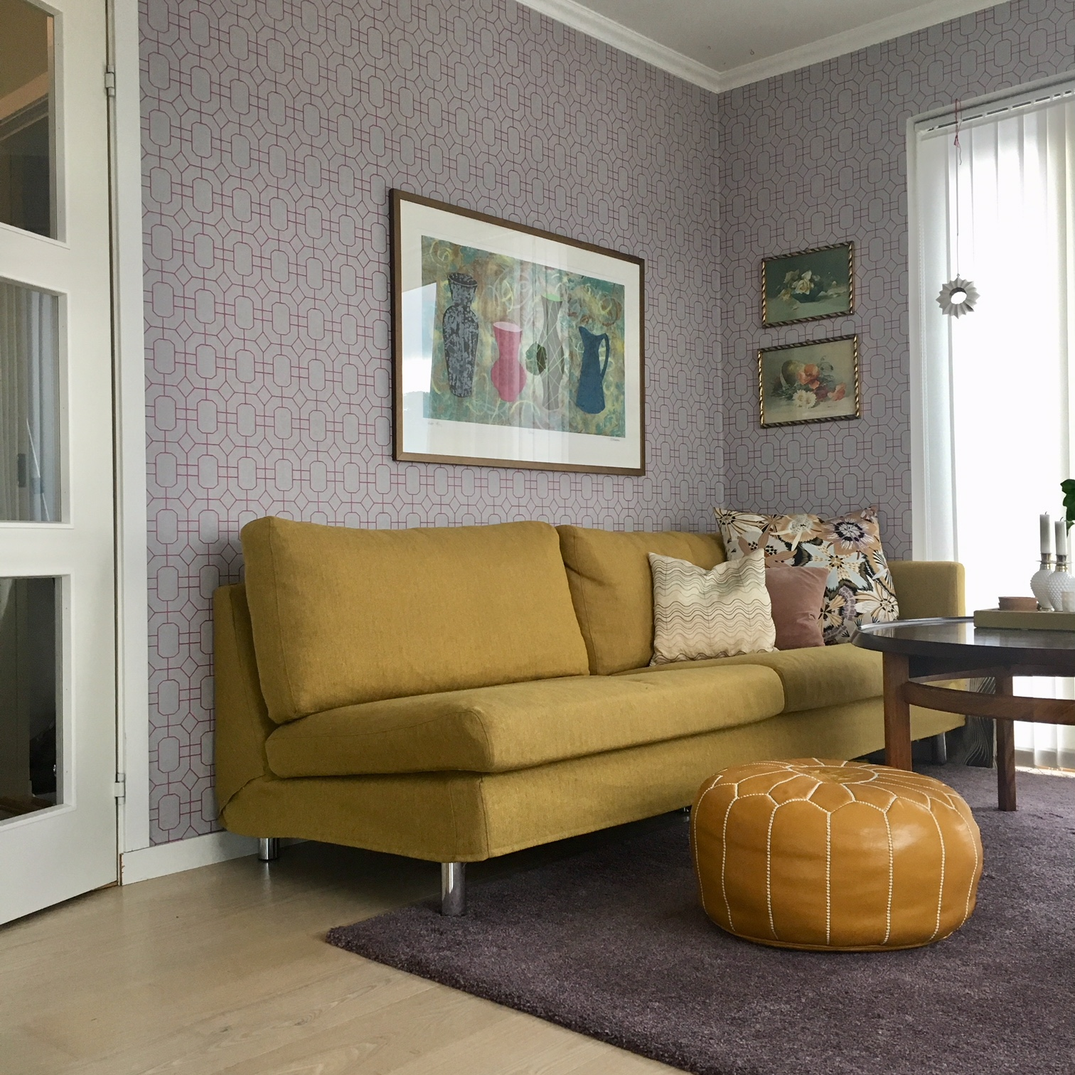 Daybed, redesign, DIY sofa, DIY daybed, rededesign signe schineller, resignert signe, redesign daybed, lag sofa selv, lag din egen daybed, bohus sofa, bohus sits sofa,