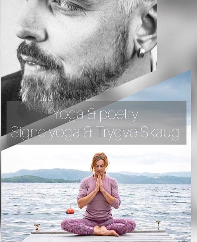 Yoga og spahelg med poesiskrivekurs
