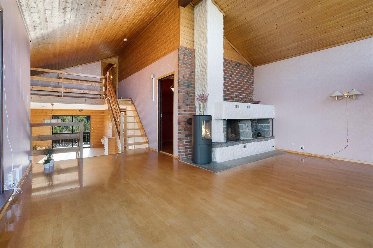 arkitekttegnet bolig, oppussing, resignert, 70talls hus,